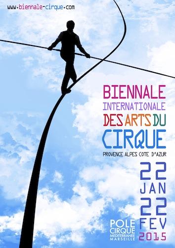 Biennale Arts cirque 2015